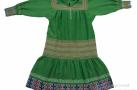 Платье женское. Восточные ханты, р. Тромъеган, 2000-е гг.