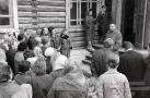 Мясников А.Ф. Открытие музея в г. Сургуте. 20.08.1970 г.