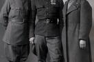 Алексеев В.Я. с сослуживцами. 1945 г.