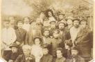 Группа полит ссыльных. 1906 г.