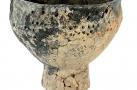 Сосуд. Керамика. 16,0×12,1×0,7см. Городище Барсов городок I/20. IV в. до н. э. – III в. н. э. Кулайская АК.