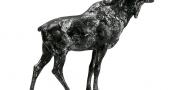 Скульптура «Лось». 1970-1980 гг.