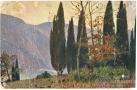 Карточка почтовая «В Крыму». Париж. 1921 г.