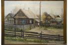 Люлько К.Т. «Старый Сургут». 1980 г.