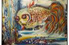 Курников А.А. «Золотая рыбка». 1995 г.