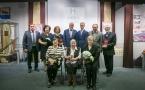 Участники церемонии награждения