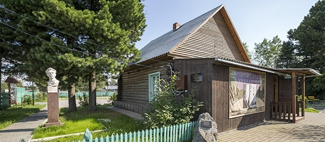 Дом Ф.К. Салманова. Фасад.