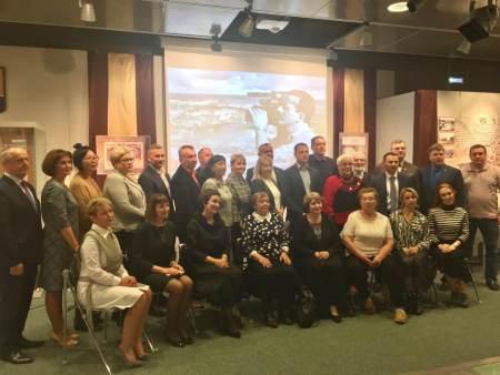 Общее фото участников встречи