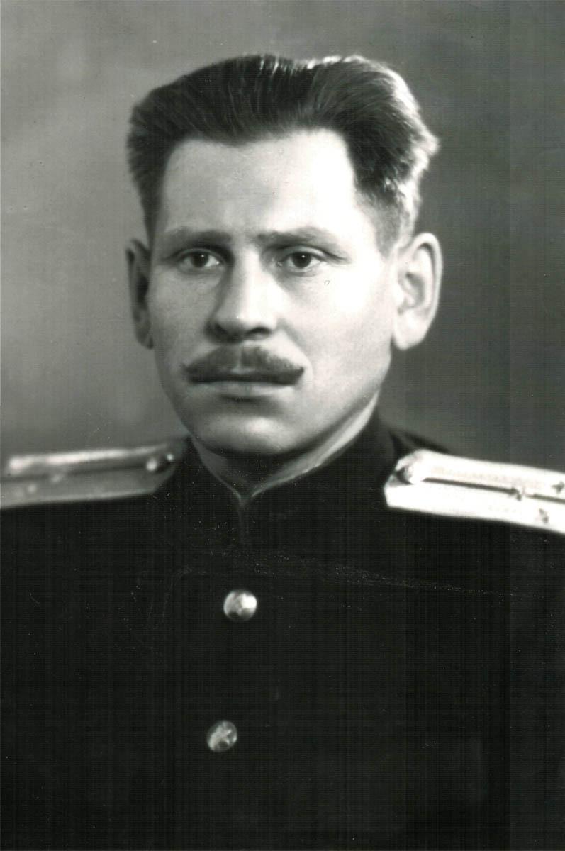Проводников Николай Андреевич. Декабрь 1955 г.
