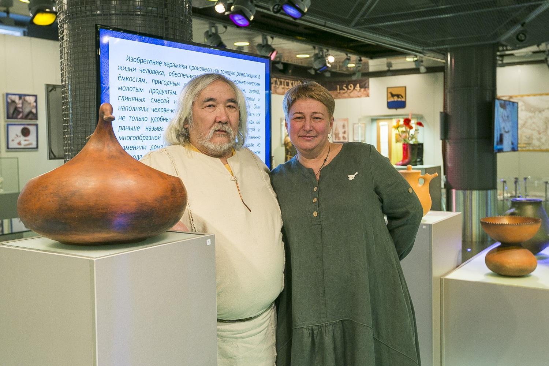 Открытие выставки «Я с ней… на Ты». Фото 4
