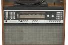 """Радиола сетевая """"Мелодия-102"""". Рига. 1976-1978 гг."""