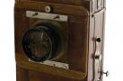 """Фотокамера крупноформатная """"Харькiв"""". Харьков. 1968-1978 гг."""
